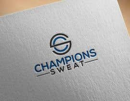 #606 for Design a Logo 'Champions Sweat' by Mousumi105