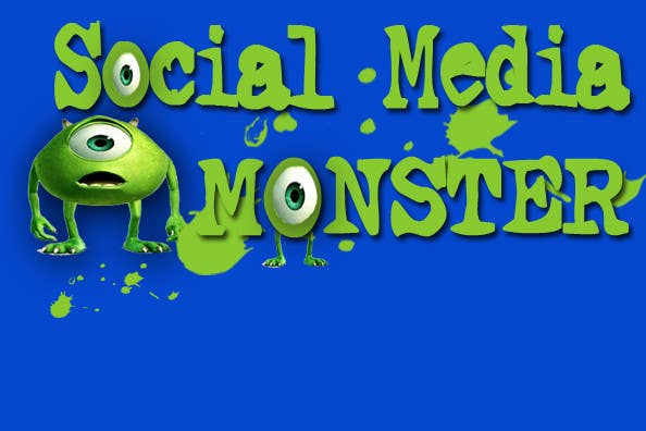 #46 for Graphic Design for The Social Media Monster by kalderon