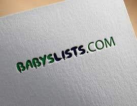 Nro 2 kilpailuun website for baby products logo design contest käyttäjältä shahrukhcrack