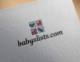 Nro 9 kilpailuun website for baby products logo design contest käyttäjältä hhumyra8
