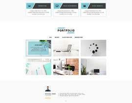 #26 for A website for personal portfolio by Anjum4157