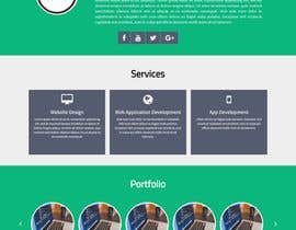 #25 for A website for personal portfolio by digitsnbits
