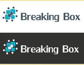 #92 for Logo Design for Breaking Box af pateljayendra78