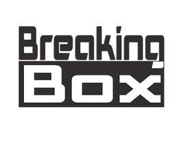 #552 for Logo Design for Breaking Box af nad300882