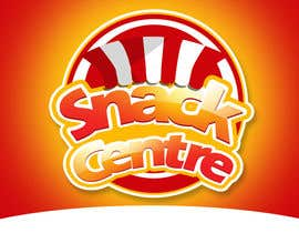 nº 42 pour Logo Design for Snack Centre par rogeliobello