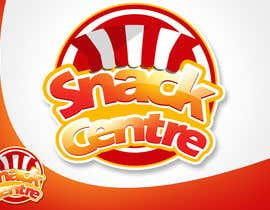 nº 43 pour Logo Design for Snack Centre par rogeliobello