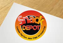 Contest Entry #24 for Logo Design for Snack Centre