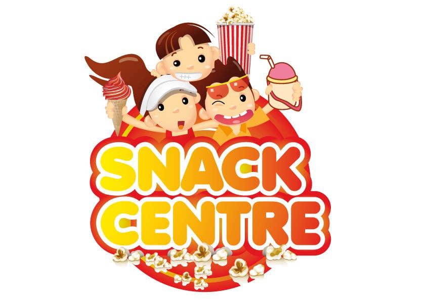 Bài tham dự cuộc thi #                                        63                                      cho                                         Logo Design for Snack Centre