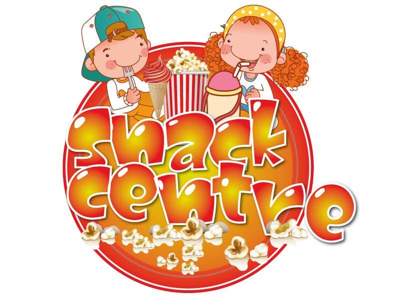 #66 for Logo Design for Snack Centre by pachomoya