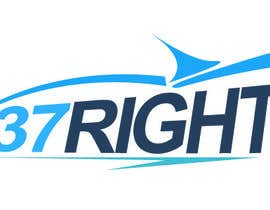 """#47 untuk Impossible Logo Challenge """"37 Right"""" oleh jeetu00007"""