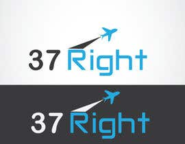 "#180 untuk Impossible Logo Challenge ""37 Right"" oleh LOGOMARKET35"