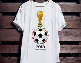 #14 for T-shirt World Cup 2018 by bundhustudio