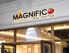 #136 untuk Logo For Wood Fired Pizza Restaurant oleh jarreth