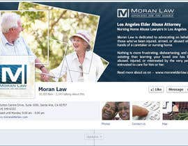 #16 para Facebook Cover Photo Design for Moran Law por softechnos5
