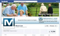 Graphic Design Inscrição do Concurso Nº8 para Facebook Cover Photo Design for Moran Law