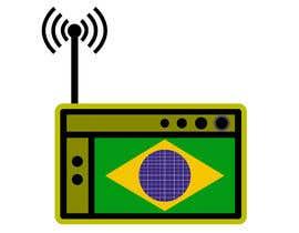 #13 for Design an iOS application Logo - Radio App fro Brazil by anikkarmokar18