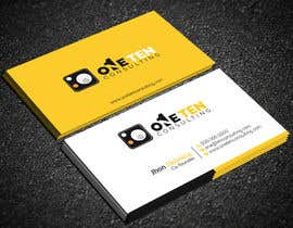 #168 for I need logo created and business card designed by rashedul070