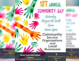 #32 for Community Flyer by antorasoren02
