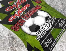 nº 10 pour URGENT Design a Flyer Advertising Open Training for our Club -- 2 par DwayneMeck