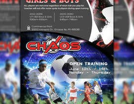 #12 for URGENT Design a Flyer Advertising Open Training for our Club -- 2 by Designerkawsar