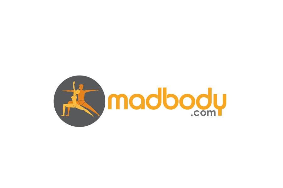 Kilpailutyö #206 kilpailussa Logo Design for madbody.com