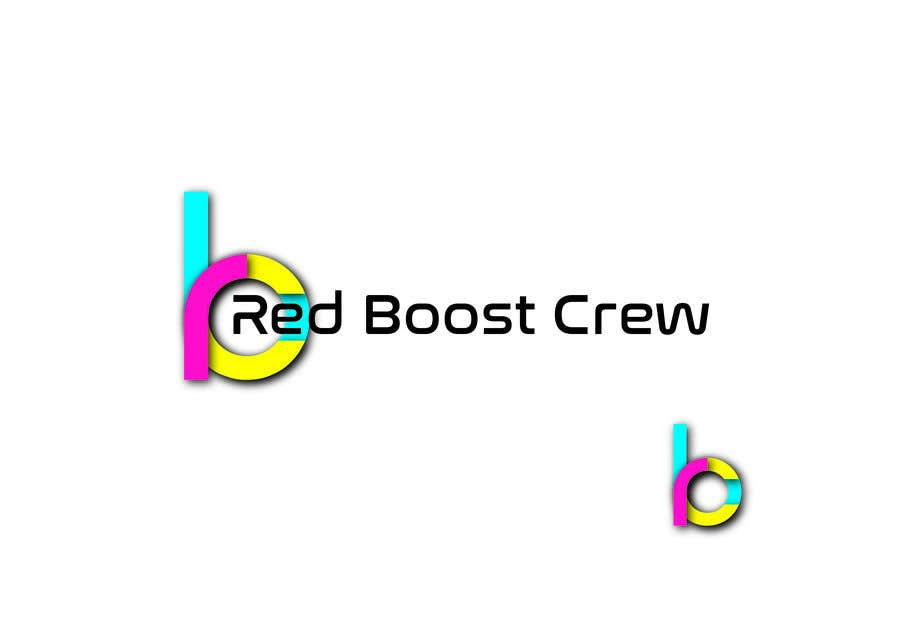 Participación en el concurso Nro.23 para Design a Logo for Red Boost Crew