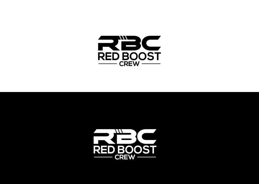 Participación en el concurso Nro.4 para Design a Logo for Red Boost Crew