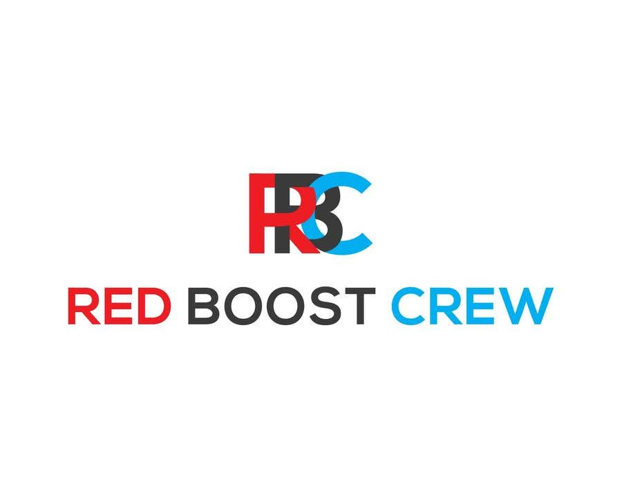 Contest Entry #22 for Design a Logo for Red Boost Crew