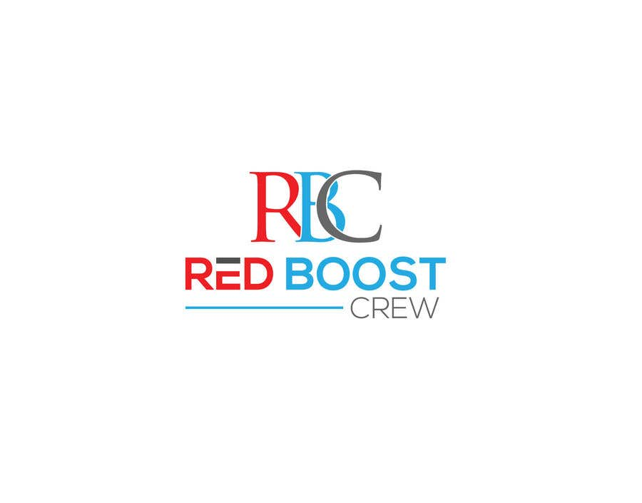 Participación en el concurso Nro.1 para Design a Logo for Red Boost Crew