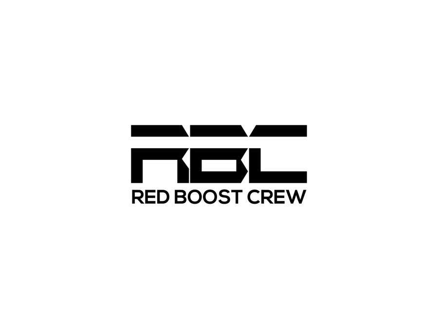 Contest Entry #28 for Design a Logo for Red Boost Crew