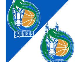 #47 for We like the Timberwolves & Dallas Wings logos & are looking for a graphical logo. Must include a bronco & a basketball (or half ball) in the logo. Logo needs to be high res & able to be used on signage & uniforms  (www.broadmeadowsbasketball.com.au) by ToaMota