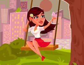 #19 for Swing Tree Illustration by tanvirahmed54366