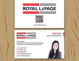 #33 untuk Business card design for a real estate agent oleh dipangkarroy1996