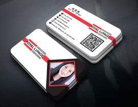 #31 untuk Business card design for a real estate agent oleh f4farhad