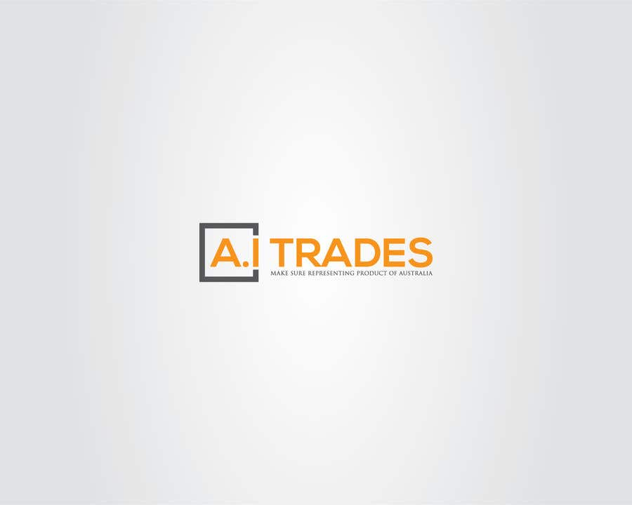 Entry #1 by kajem4u for Company name- A I  Trades ( slogan) Make