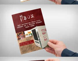 nº 2 pour Flyer Design for Bon a Manger par Brandwar