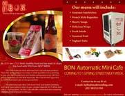 Flyer Design for Bon a Manger için Graphic Design25 No.lu Yarışma Girdisi