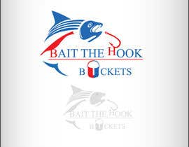 #53 for Logo Design for The Lively Angler or Bait the Hook Buckets  or an original new Brand Name) by suvra4ever