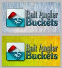 Graphic Design Konkurrenceindlæg #71 for Logo Design for The Lively Angler or Bait the Hook Buckets  or an original new Brand Name)
