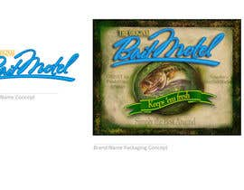 #5 для Logo Design for The Lively Angler or Bait the Hook Buckets  or an original new Brand Name) от LRMStudio1