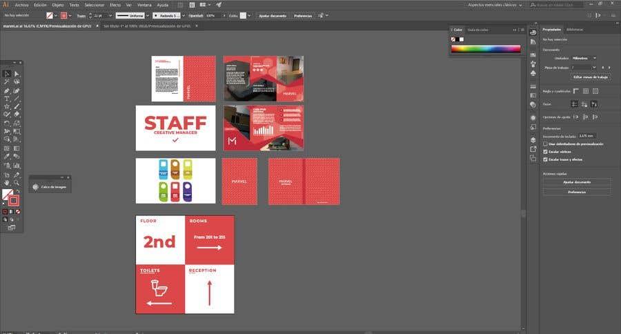 Konkurrenceindlæg #7 for Build me brand Communication/Elements/Identity!