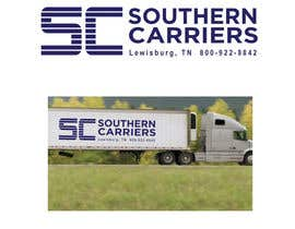 #34 para Logo Design for Southern Carriers Inc por SteveReinhart