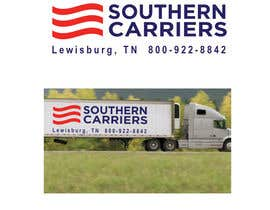 #35 para Logo Design for Southern Carriers Inc por SteveReinhart