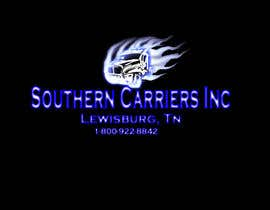 #55 para Logo Design for Southern Carriers Inc por kalderon