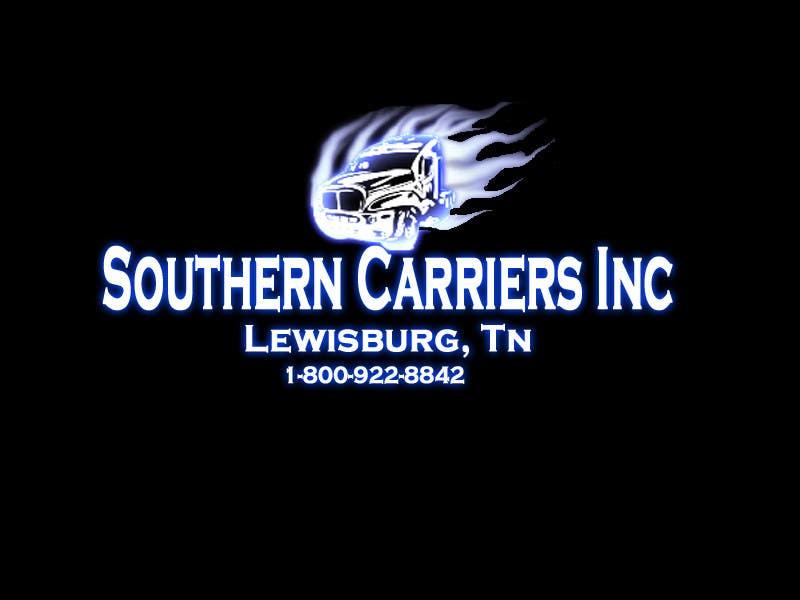 Kilpailutyö #                                        53                                      kilpailussa                                         Logo Design for Southern Carriers Inc