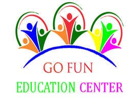 #117 untuk Design a Logo for Go Fun Education Centre oleh kalishiva