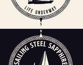 #90 para Circumnavigating Sailors need Logo designed for their blog/vlog por totemgraphics