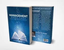 #30 dla Design a cover for a book about management tips przez MstFarjana54
