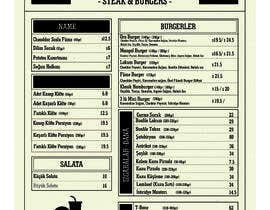 DollySingh tarafından Modify already designed menu with new prices and alter some changes için no 19