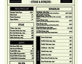 titoj90 tarafından Modify already designed menu with new prices and alter some changes için no 17